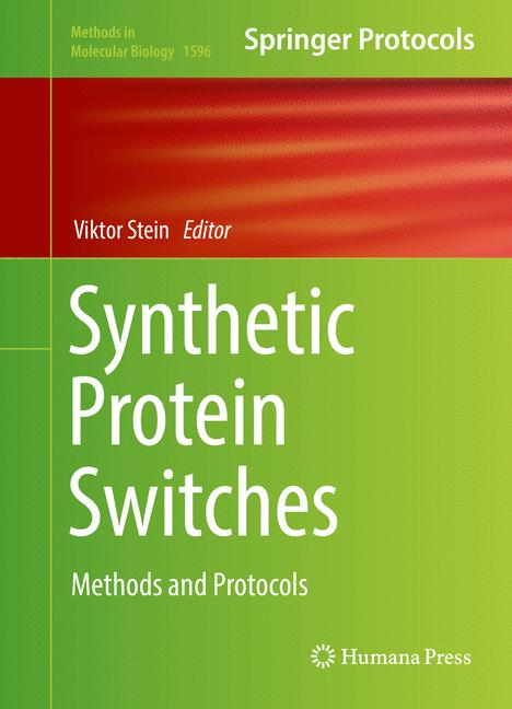 Cover of 'Synthetic Protein Switches'