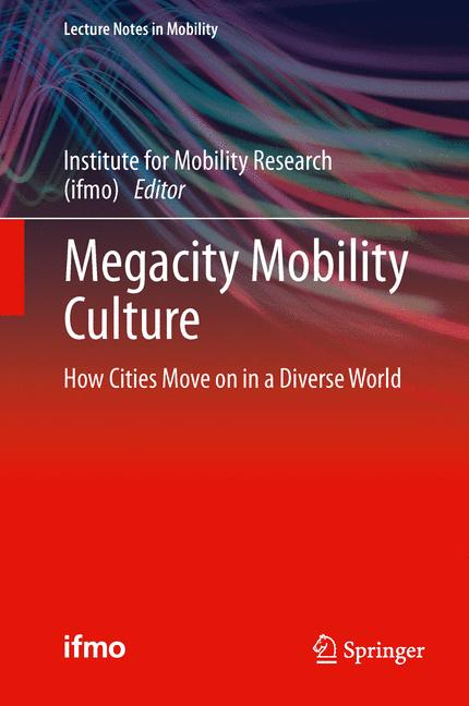 Cover of 'Megacity mobility culture'