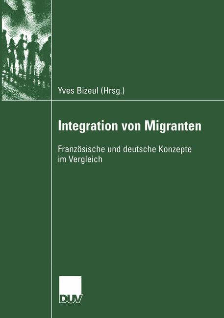 Cover of 'Integration von Migranten'