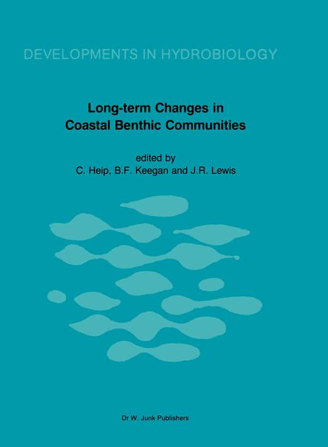 Cover of 'Long-Term Changes in Coastal Benthic Communities'