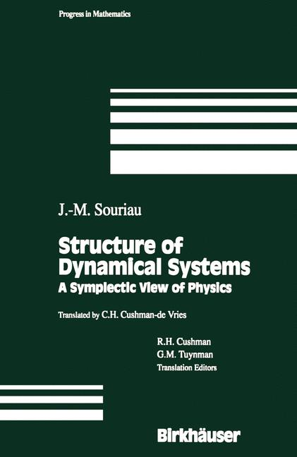 Cover of 'Structure of Dynamical Systems'