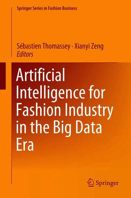 Cover of 'Artificial Intelligence for Fashion Industry in the Big Data Era'