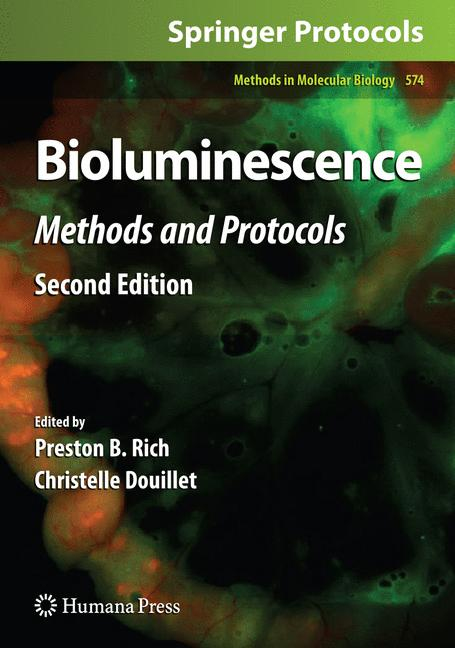 Cover of 'Bioluminescence'