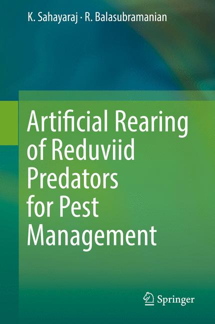 Cover of 'Artificial Rearing of Reduviid Predators for Pest Management'