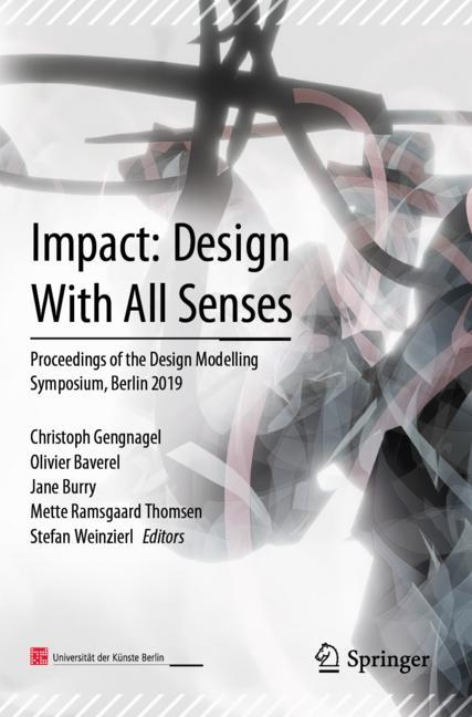 Cover of 'Impact: Design With All Senses'