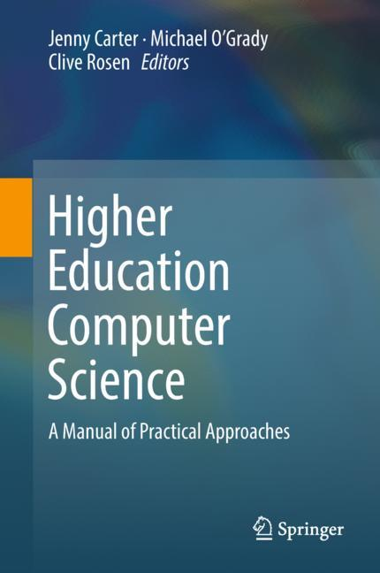 Cover of 'Higher Education Computer Science'