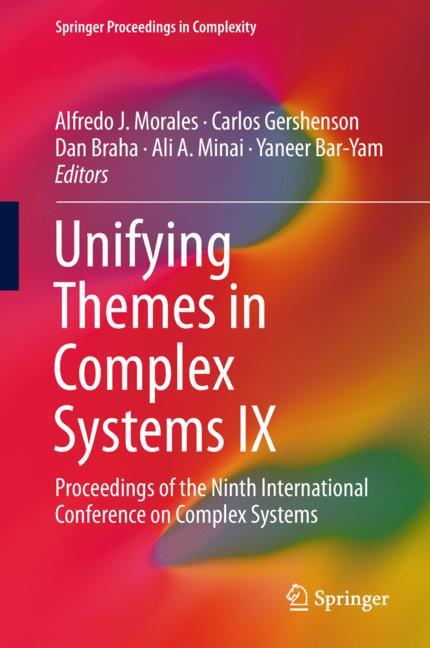 Cover of 'Unifying Themes in Complex Systems IX'