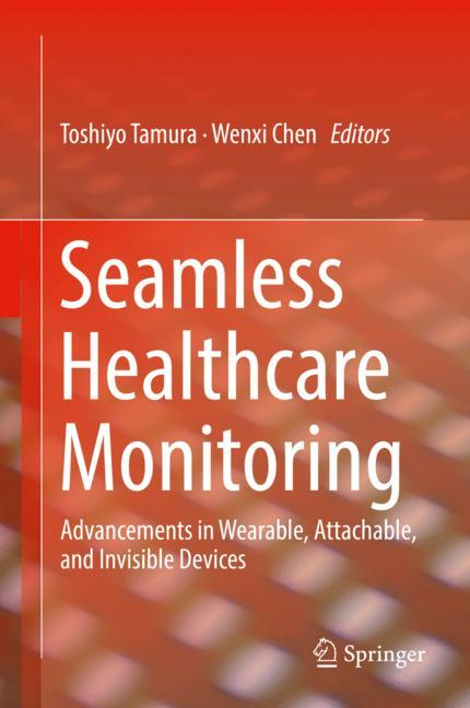 Cover of 'Seamless Healthcare Monitoring'