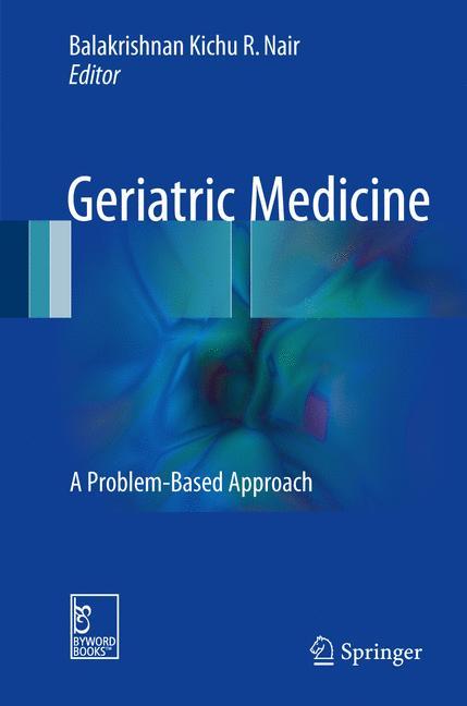 Cover of 'Geriatric Medicine'
