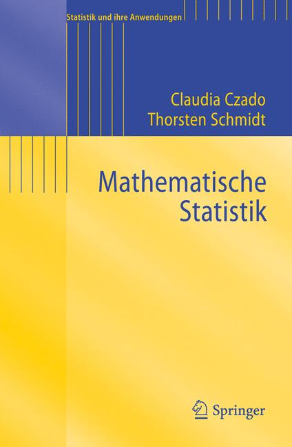 Cover of 'Mathematische Statistik'