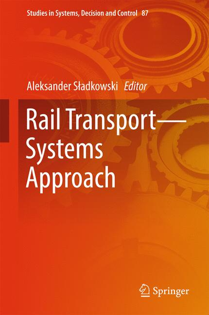 Cover of 'Rail Transport—Systems Approach'