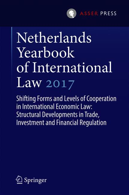 Cover of 'Netherlands Yearbook of International Law 2017'