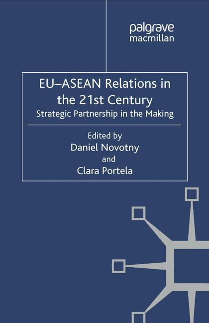 Cover of 'EU-ASEAN Relations in the 21st Century'