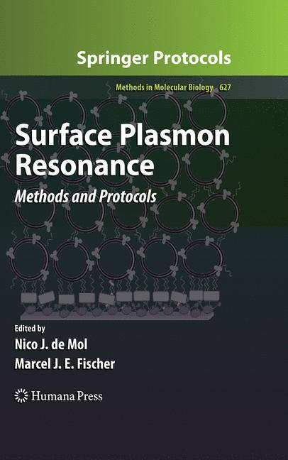 Cover of 'Surface Plasmon Resonance'
