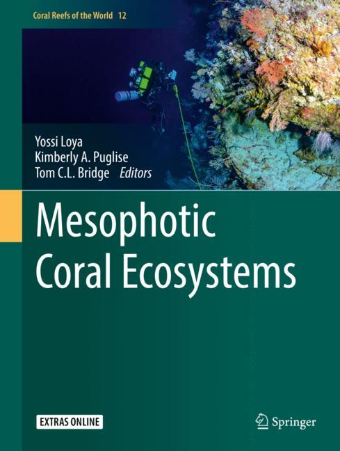 Cover of 'Mesophotic Coral Ecosystems'