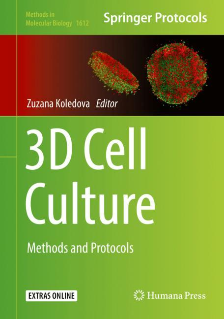 Cover of '3D Cell Culture'