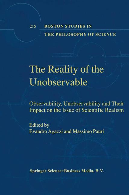 Cover of 'The Reality of the Unobservable'