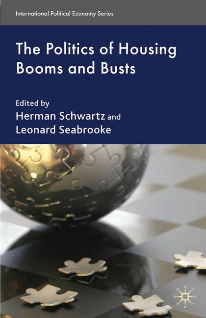 Cover of 'The Politics of Housing Booms and Busts'