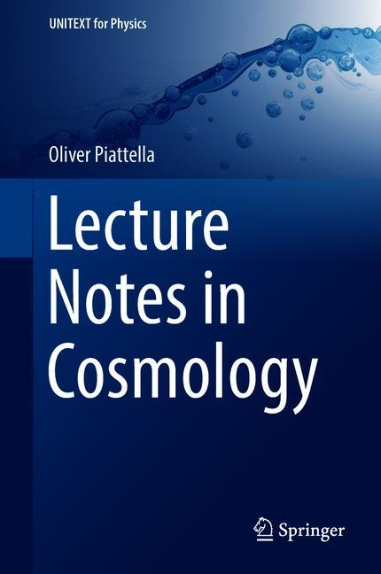 Cover of 'Lecture Notes in Cosmology'