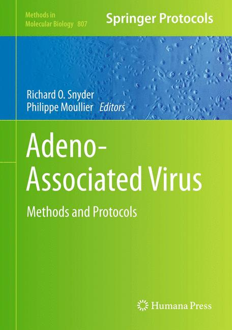 Cover of 'Adeno-Associated Virus'