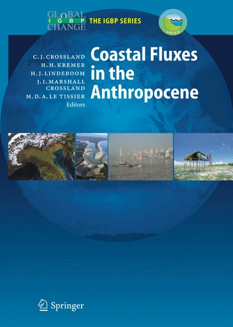 Cover of 'Coastal fluxes in the anthropocene'