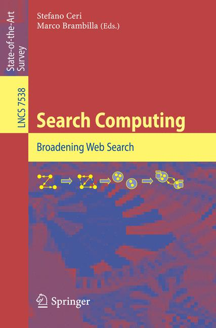 Cover of 'Search Computing'