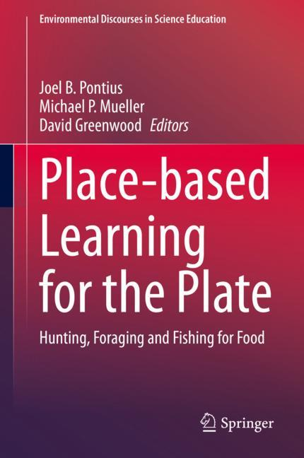 Cover of 'Place-based Learning for the Plate'