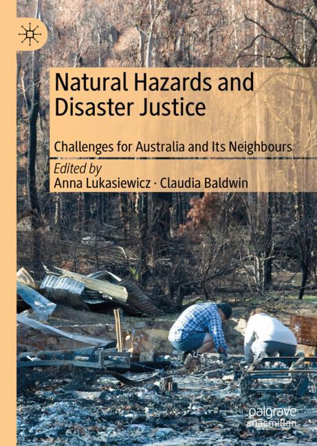 Cover of 'Natural Hazards and Disaster Justice'