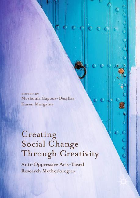 Cover of 'Creating Social Change Through Creativity'