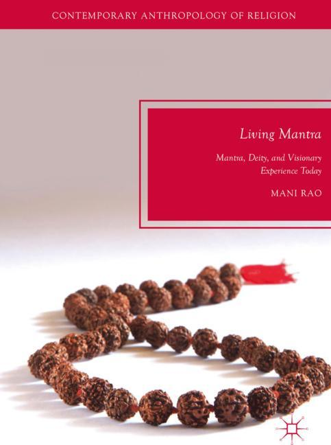 Cover of 'Living Mantra'