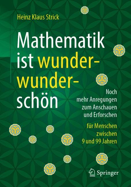 Cover of 'Mathematik ist wunderwunderschön'