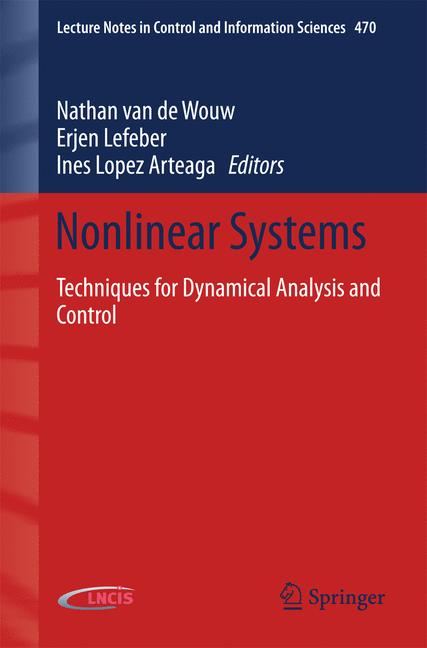 Cover of 'Nonlinear Systems'