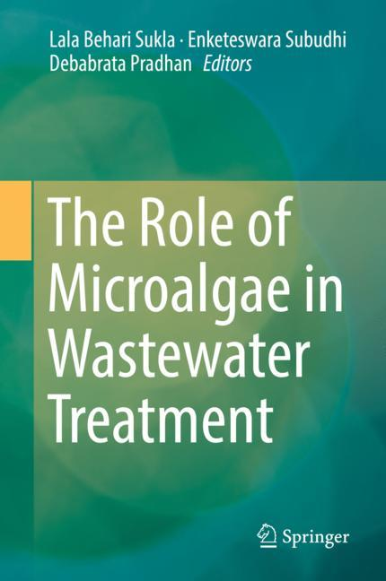 Cover of 'The Role of Microalgae in Wastewater Treatment'