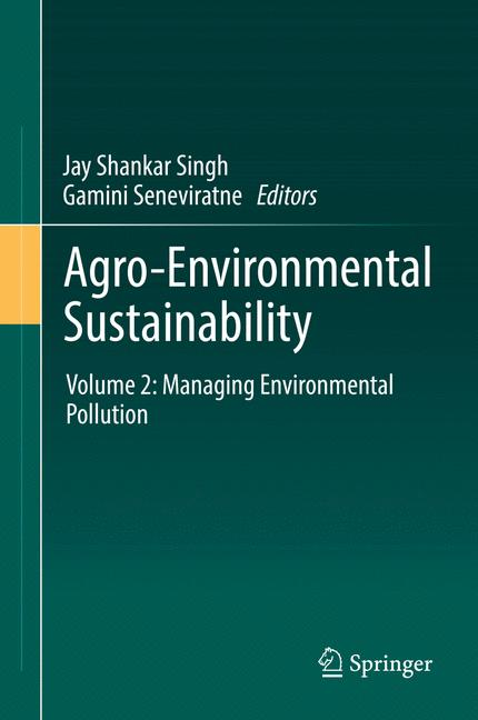 Cover of 'Agro-Environmental Sustainability'