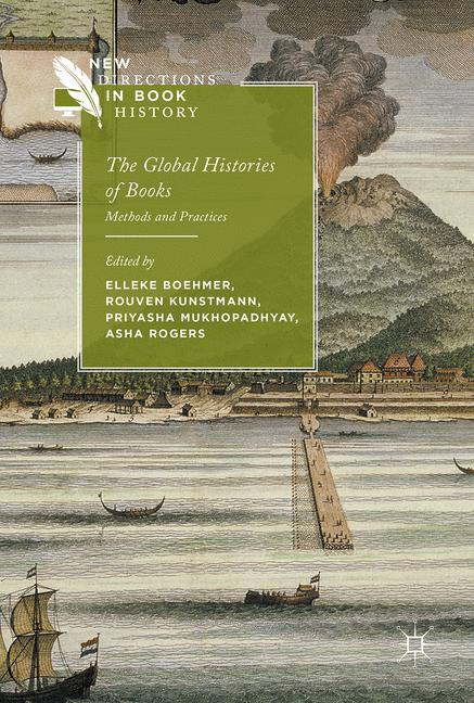 Cover of 'The Global Histories of Books'