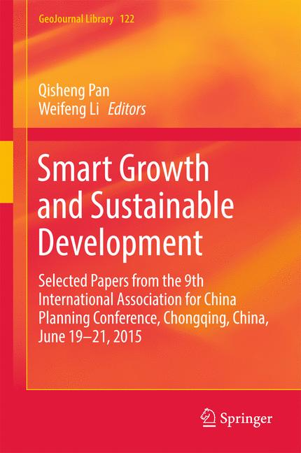 Cover of 'Smart Growth and Sustainable Development'
