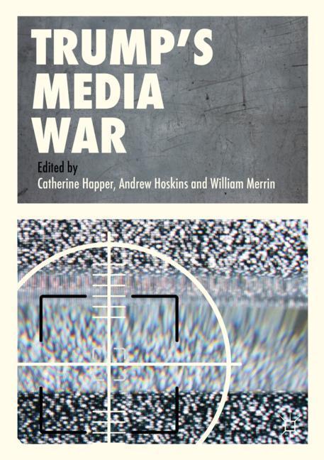 Cover of 'Trump's Media War'