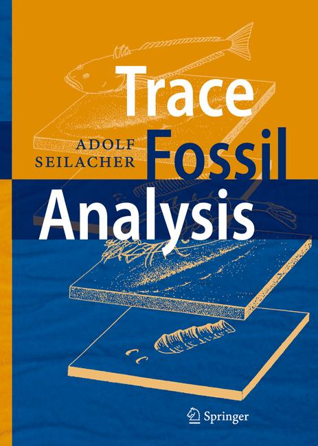 Cover of 'Trace fossil analysis'