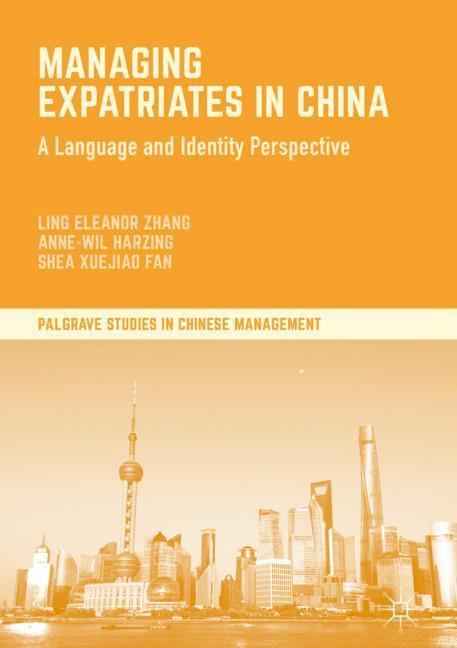 Cover of 'Managing Expatriates in China'