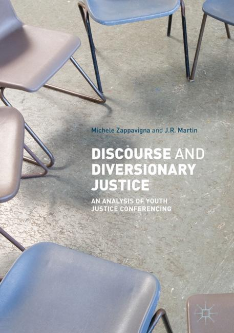 Cover of 'Discourse and Diversionary Justice'