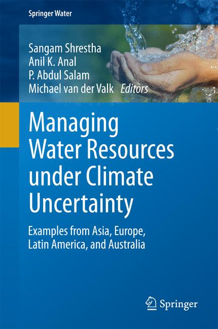 Cover of 'Managing Water Resources under Climate Uncertainty'