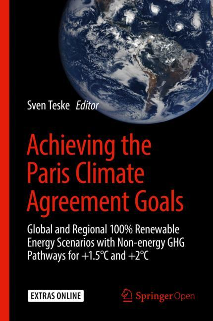 Cover of 'Achieving the Paris Climate Agreement Goals'