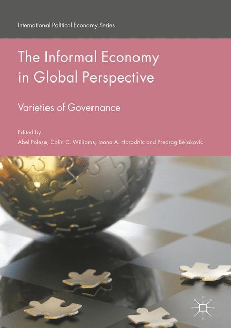 Cover of 'The Informal Economy in Global Perspective'