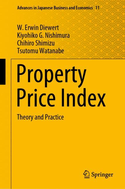 Cover of 'Property Price Index'