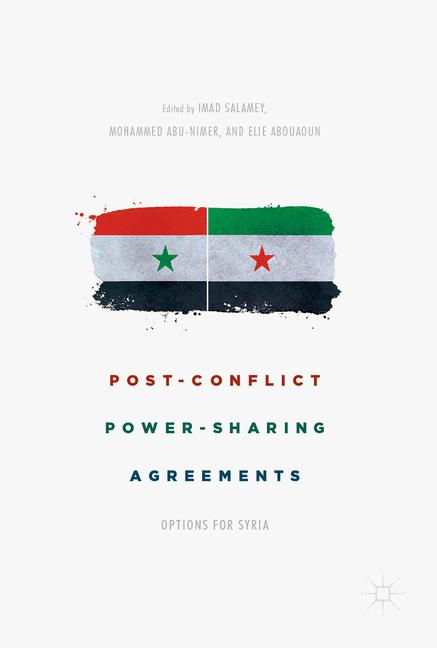 Cover of 'Post-Conflict Power-Sharing Agreements'