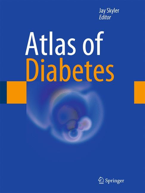 Cover of 'Atlas of Diabetes'
