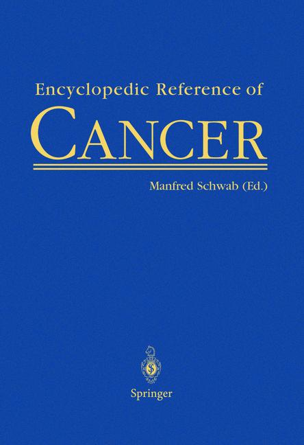 Cover of 'Encyclopedic Reference of Cancer'