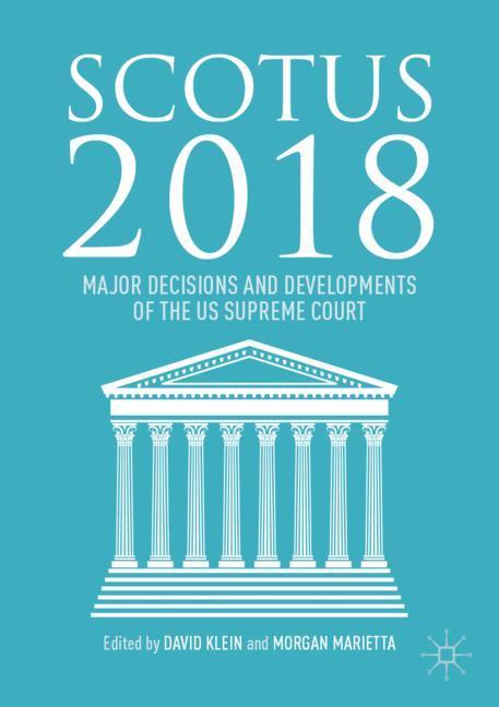 Cover of 'SCOTUS 2018'