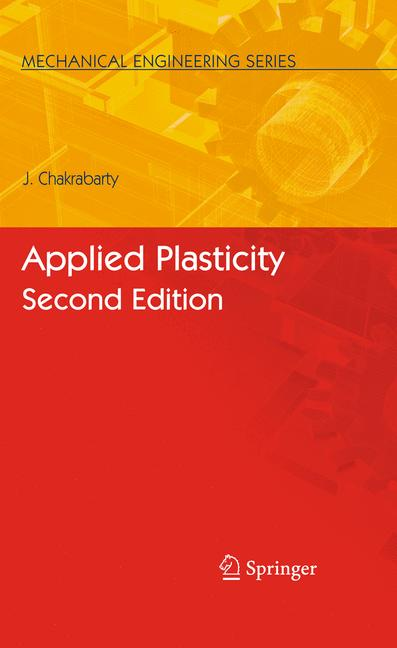 Cover of 'Applied Plasticity, Second Edition'