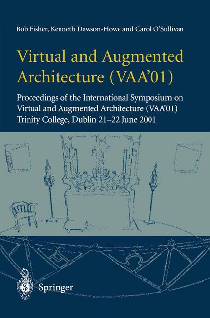 Cover of 'Virtual and Augmented Architecture (VAA'01)'